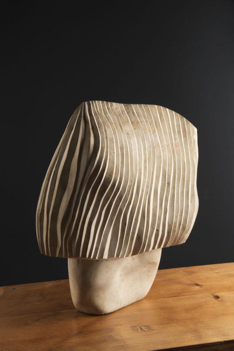 Seifert Lampa ,1971, opuka_v. 39 cm